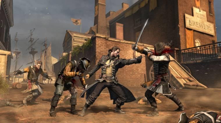 Assassin's Creed Rogue tesztek - jobb lett, mint a Unity? bevezetőkép
