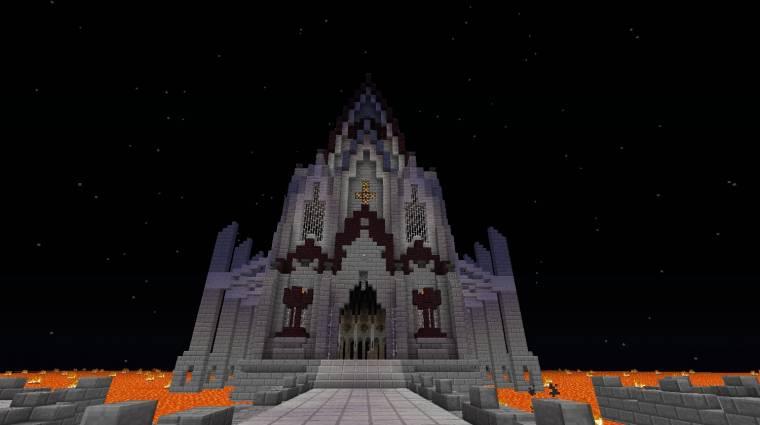 Már Diablo II-es pályák is vannak a Minecraftban bevezetőkép
