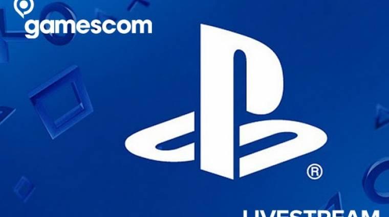Gamescom 2014 - nézd élőben a Sony konferenciáját bevezetőkép