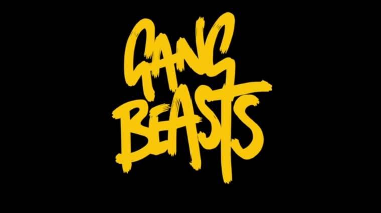 Gang Beasts - a világ egyik legőrültebb verekedős játéka bevezetőkép