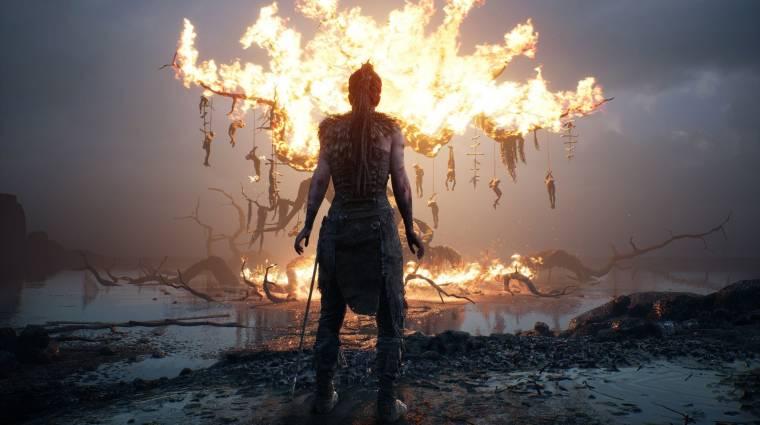 Hellblade: Senua's Sacrifice - a fejlesztők jótékonykodni fognak az Xbox One-os bevételből bevezetőkép