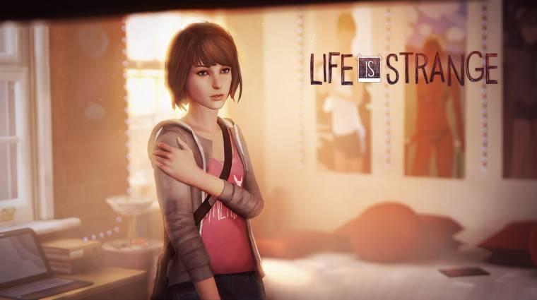Hamar lelőtték a Life is Strange Kickstarter projektjét bevezetőkép