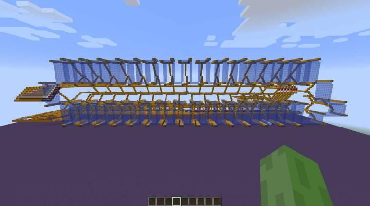 Minecraft - így kell benne merevlemezt építeni bevezetőkép