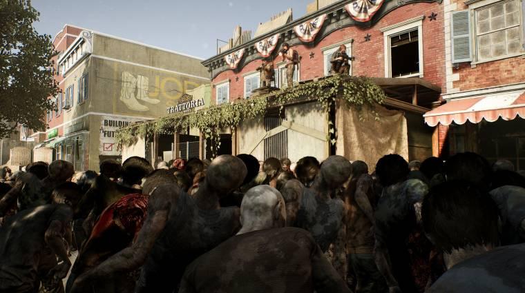 Overkill's The Walking Dead - átgondolják a jövőt a gyenge start után bevezetőkép