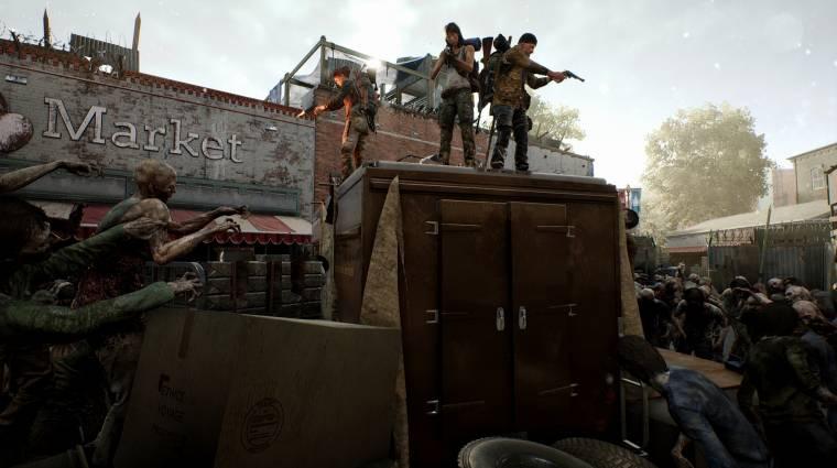 Overkill's The Walking Dead - lehet, hogy sosem jelenik meg konzolokra bevezetőkép