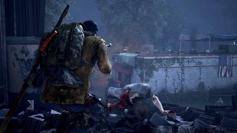 Overkill's The Walking Dead - a fejlesztők is tudták, hogy rossz bevezetőkép