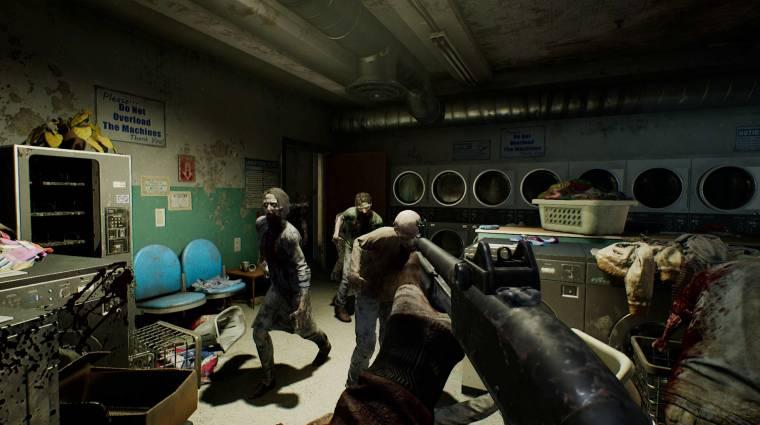 Overkill's The Walking Dead - így fogjuk megvédeni táborunkat a zombiktól bevezetőkép