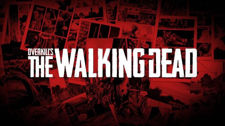 Csúszik a Payday 2 stúdiójának The Walking Dead játéka bevezetőkép