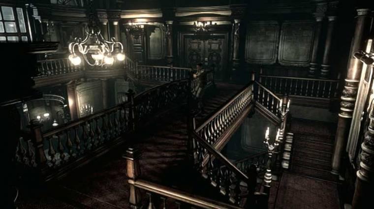 A Resident Evilből már tényleg csak a VR hiányzik bevezetőkép