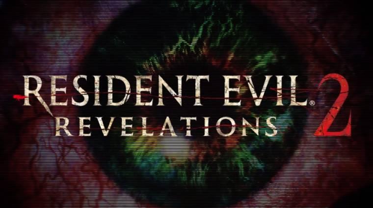 Resident Evil: Revelations 2 megjelenés - újabb halasztás bevezetőkép