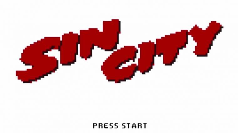 Ha a Sin City is retro játék lenne... bevezetőkép