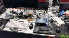 Világrekordot érő 7004 MHz-re húzták a Crucial memóriáját kép