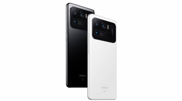 Villámgyors töltéssel jön a Xiaomi Mi 11 Ultra - bemutatkoztak a kínai gyártó új okostelefonjai kép