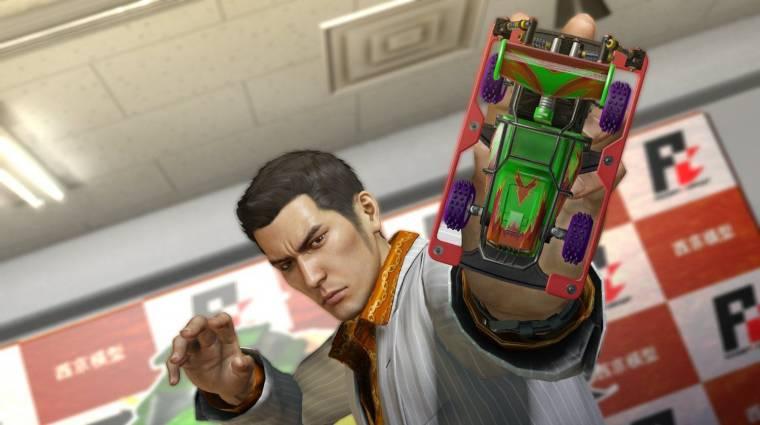 E3 2018 - hamarosan PC-re is érkezik a Yakuza 0 és a Yakuza Kiwami bevezetőkép