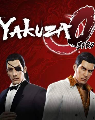 Yakuza 0 PC kép