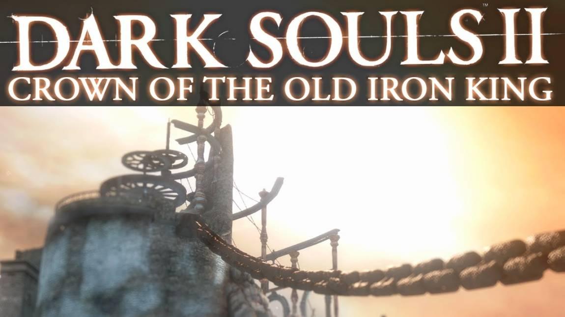 Dark Souls II: Crown of the Old Iron King teszt - elég király bevezetőkép