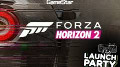 GameNight - Forza Horizon 2 megjelenési buli kép