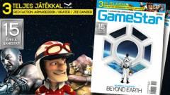 Megjelent a 2014/10-es szülinapi GameStar kép