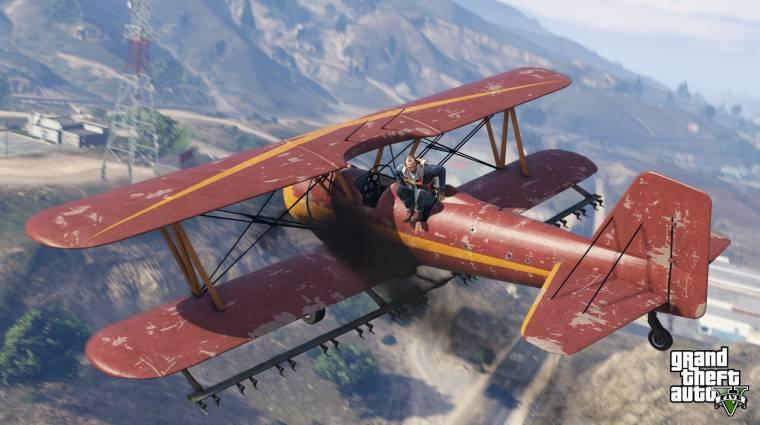 Így fut majd a Grand Theft Auto V PlayStation 5-ön bevezetőkép