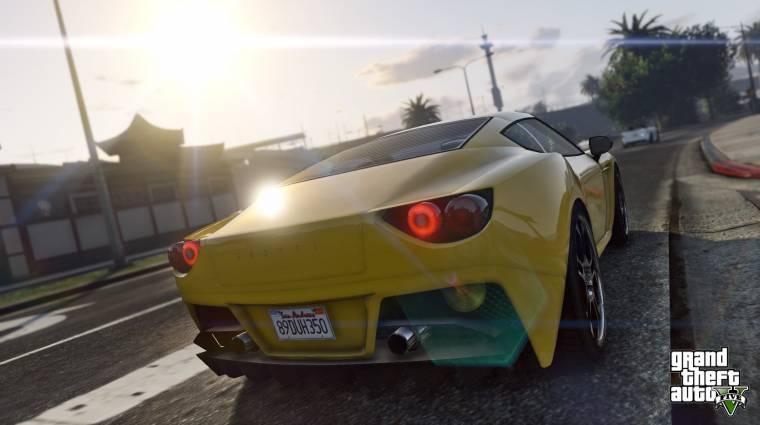 Grand Theft Auto V - PC, PlayStation 4 és Xbox One trailer, képek, részletek bevezetőkép