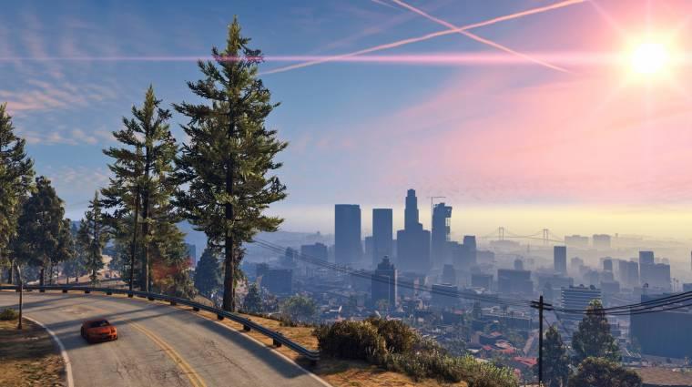 Grand Theft Auto V gépigény - miért nem jelentették még be? bevezetőkép