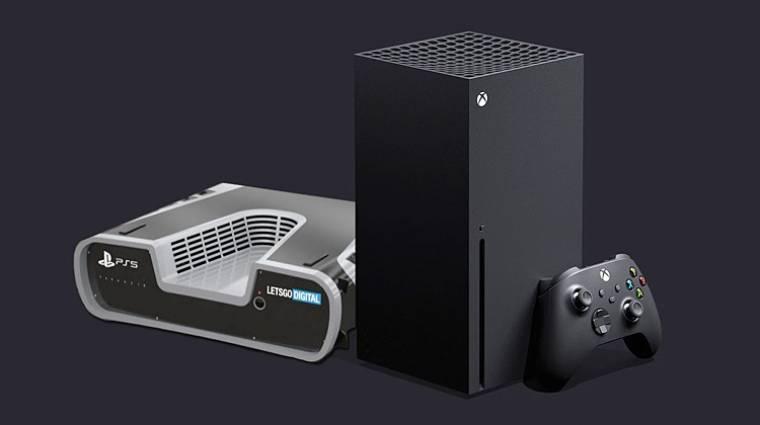 Megint befutott egy jóslat a PlayStation 5 és Xbox Series X ár kapcsán bevezetőkép