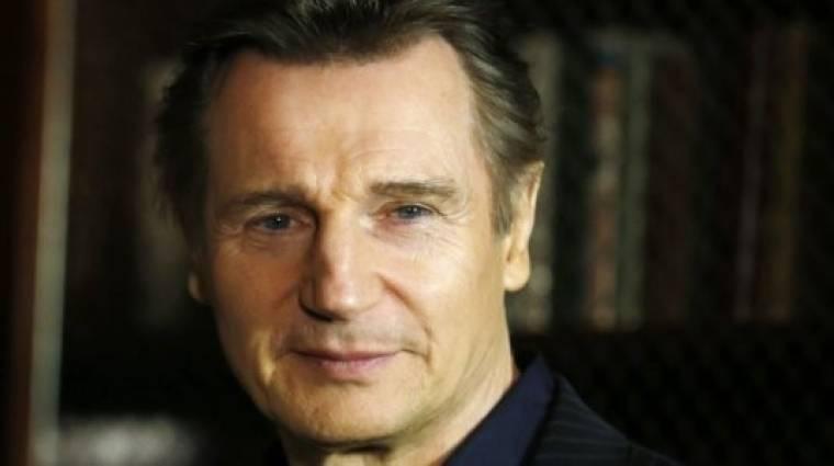 Nem vicc: Liam Neeson főszereplésével készülhet el a Csupasz pisztoly remake bevezetőkép