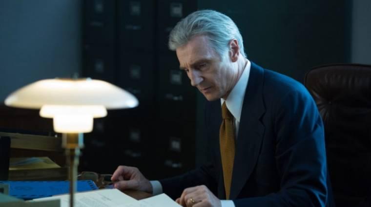 Így fest Liam Neeson a legendás Mély Torokként kép