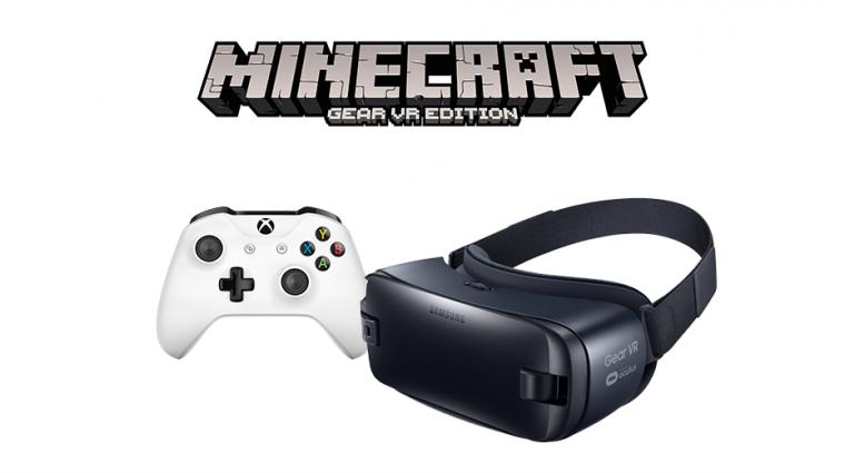Az Xbox kontrollereket is támogatni fogja a Samsung Gear VR bevezetőkép
