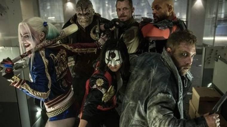 Suicide Squad - az újraforgatás nem vicc volt bevezetőkép