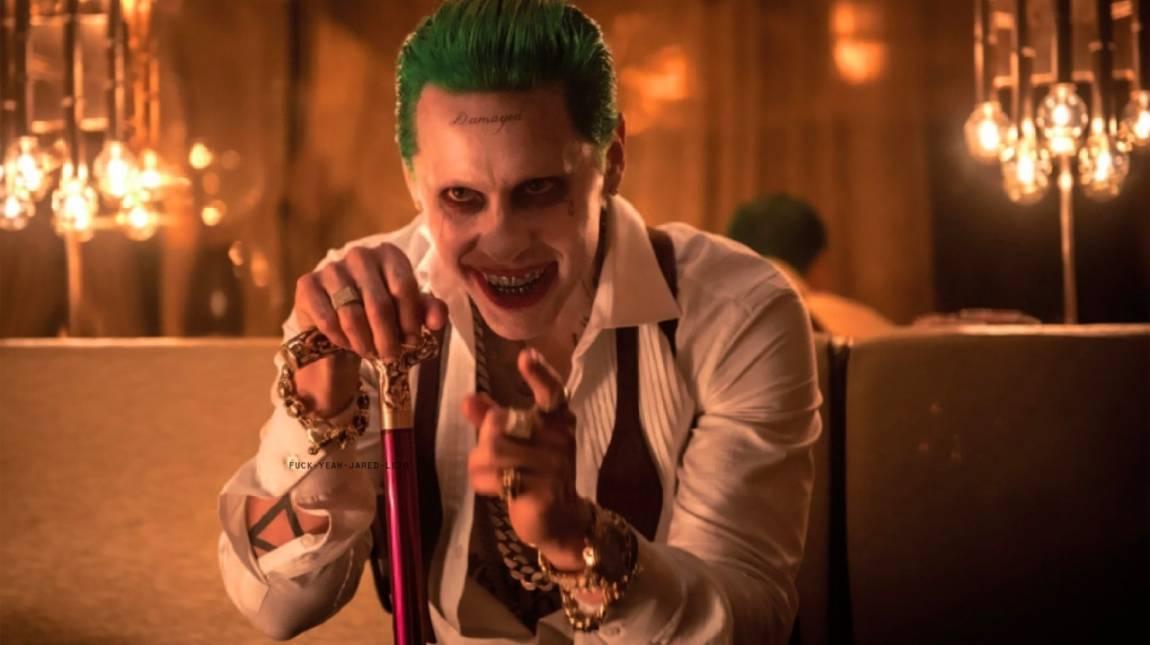 Igazi pszichopata Joker a Suicide Squad új előzetesében bevezetőkép