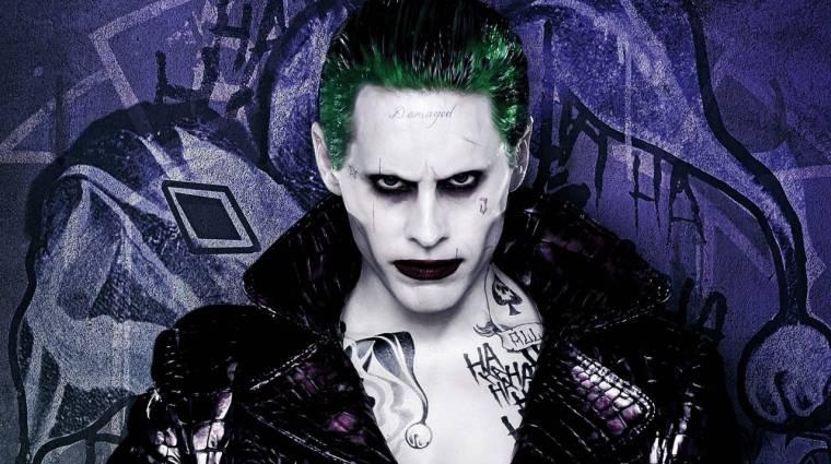 Nem tréfa: Jared Leto ismét magára ölti Joker szerepét kép