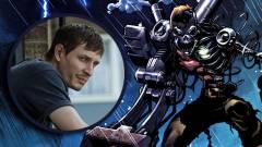 Frederick Schmidt lesz Metallo a Supergirlben kép