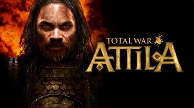 Total War: Attila - így harcolnak a barbárok (videók) bevezetőkép