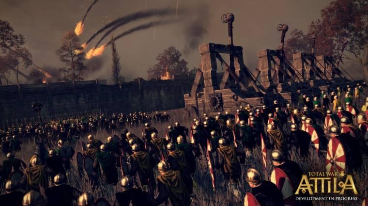 Új korszakban játszódik a következő történelmi Total War bevezetőkép