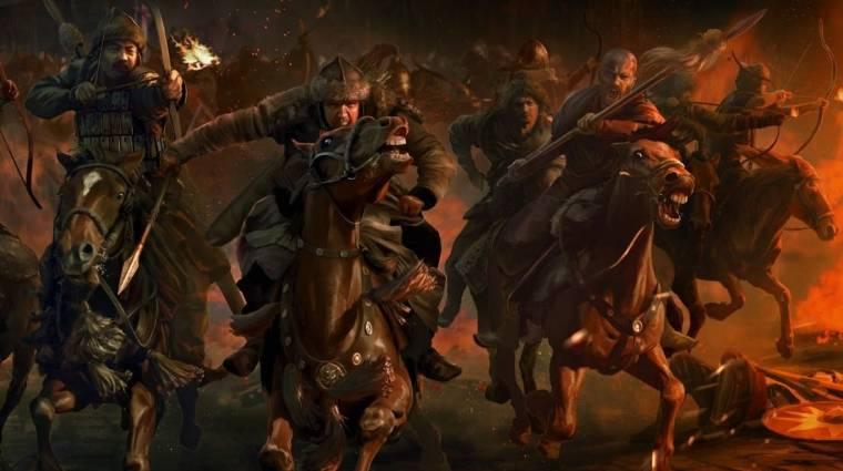 Total War: Attila launch trailer - hun vagy?! bevezetőkép
