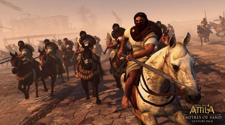 Total War: Attila - jön az Empires of Sand Culture Pack (videó) bevezetőkép