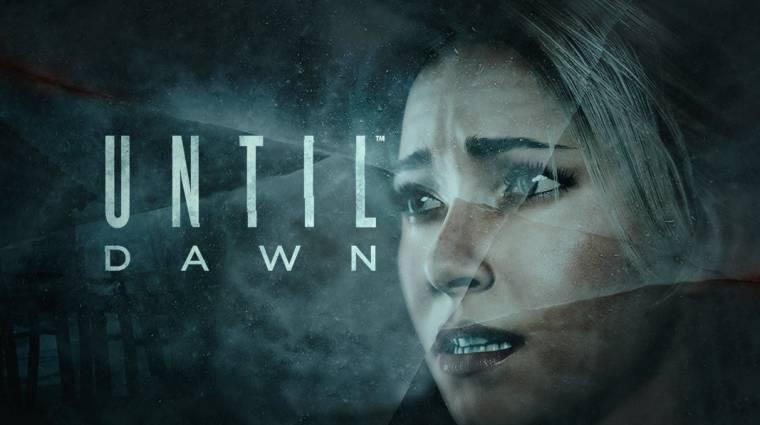 Until Dawn - masszív forgatókönyvből dolgoztak bevezetőkép