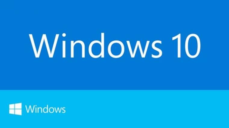 Xbox One - jövőre már Windows 10 appokat is futtathat majd bevezetőkép