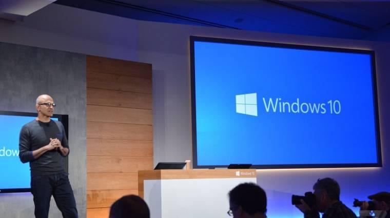 Windows 10 - mégsincs ingyen a kalózoknak bevezetőkép