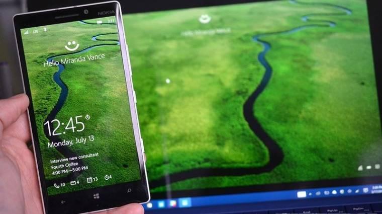 Windows 10 - jelszavak nélkül is biztonságos lesz bevezetőkép