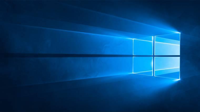 Közel egymilliárd gépen futhat Windows 10 kép