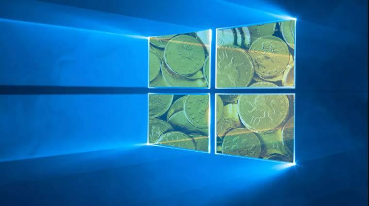 A Windows 7 vége miatt felpörögtek a Windows 10 eladások kép