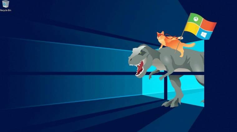 Nemsokára csak Microsoft-fiókkal lehet Windows 10-et telepíteni kép