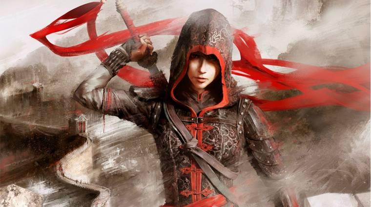 Assassin's Creed Chronicles: China - elkészült a magyarítás bevezetőkép