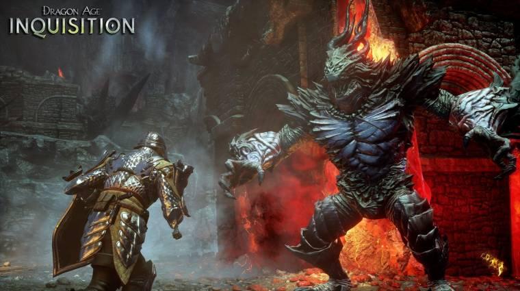 Dragon Age: Inquisition - több sztori DLC-vel készül a BioWare bevezetőkép
