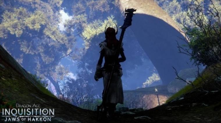 Dragon Age: Inquisition - tudjuk, mennyit kell várni a DLC-re bevezetőkép