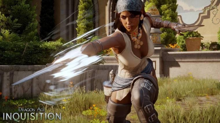 Dragon Age: Inquisition - holnap érkezik az ingyenes Dragonslayer DLC bevezetőkép