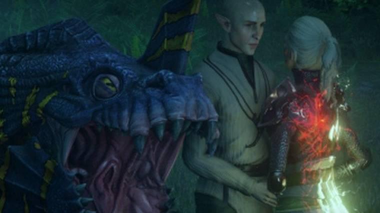 Dragon Age: Inquisition - amikor azért nem tudsz szakítani, mert egy sárkány folyton megesz bevezetőkép