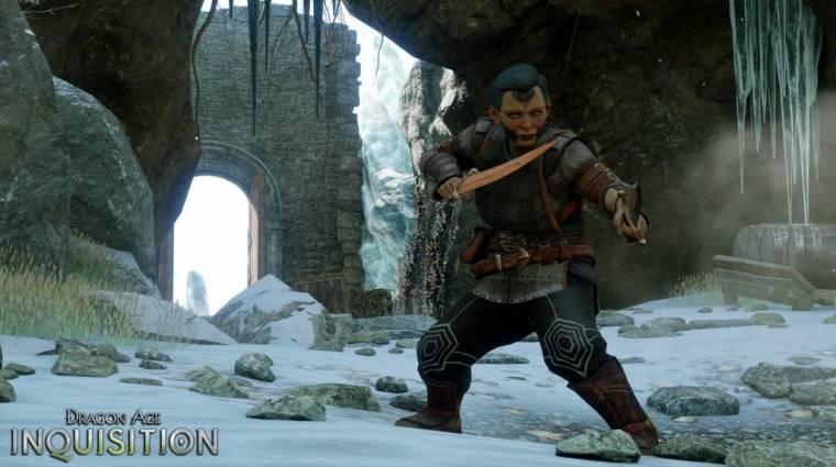 Dragon Age: Inquisition - új karaktert hoz az új frissítés bevezetőkép